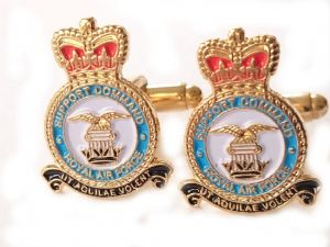 RAF Support Command Royal Air force Cufflinks